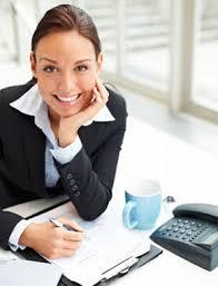 secretarial services